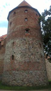 Zamek wBytowie - wieża(1)